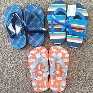 Boys Flip Flop Bundle